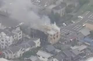 Стали известны подробности поджога студии аниме в Японии: нападение совершил фанатик, погибли десятки сотрудников