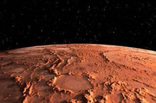 Ученые объяснили, почему при полете на Марс придется… пить вино