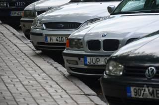 «Евробляхи» в законе: как в Украине изменят правила ввоза автомобилей