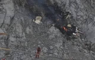 В Австрии разбился самолет – погибли люди