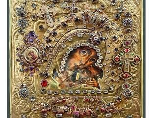 Ко Дню Крещения Руси в Киев прибудет Касперовская икона Богородицы – покровительница Одессы и морского флота