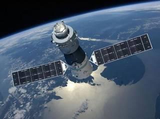 В Тихом океане затонула… космическая станция