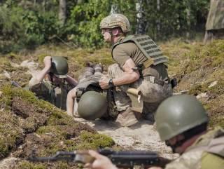 В зоне ООС аккурат в день выборов погибли украинские военные