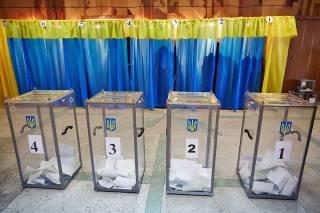 Явка на выборах Верховной Рады не дотянула до 50%