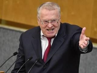 Жириновский заявил, что Зеленского свергнут «через год-два»