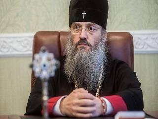 Запорожский митрополит УПЦ призвал верующих молиться о новоизбранной власти