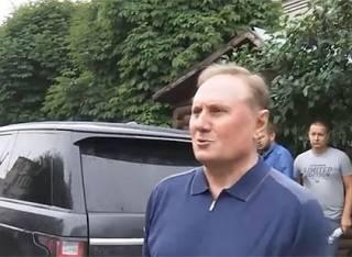 Ефремов вышел из СИЗО и отправился в Киев доказывать свою и партии невиновность