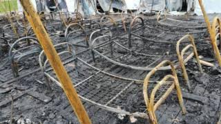 В России почти дотла сгорел детский лагерь. Погибли 4 ребенка