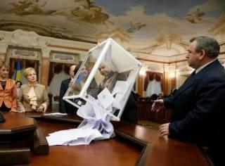 Обработано почти 100% протоколов: Тимошенко таки обставила Порошенко