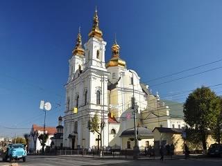 В УПЦ призвали Гройсмана найти для ПЦУ новое помещение, вместо присвоенного Симеоном винницкого кафедрального собора