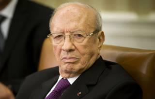 Умер «давно больной» президент Туниса