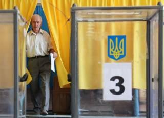 Выборы Верховной Рады: обработано 99,9% протоколов