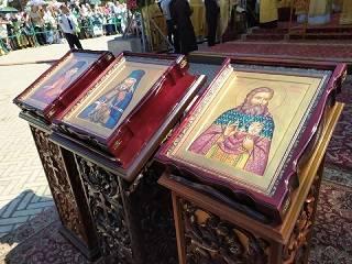 В УПЦ прославили трех ректоров Киевской духовной академии