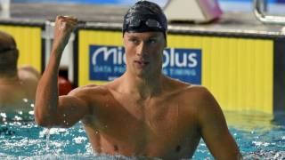 Романчук взял единственную медаль чемпионата мира по водным видам спорта в плавании для Украины