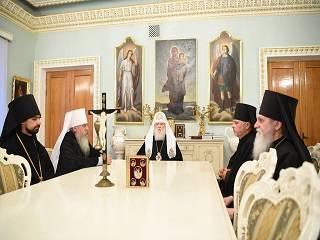Собор УПЦ КП осудил действия руководства ПЦУ и Министерства культуры