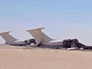 В Ливии уничтожены два украинских транспортных самолета, – СМИ