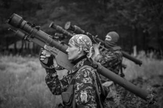 Донбасс: война в воздухе