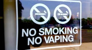 За полгода более 4 тыс. киевлян поплатились за курение в общественных местах