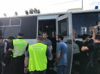 На одном из киевских рынков задержали «зараженных» торговцев