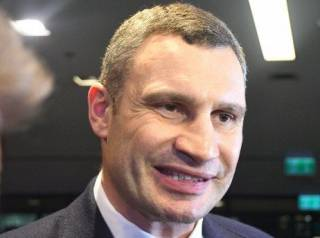 Кличко тонко потроллил «черта» Богдана