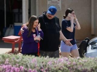 В США последователь Брентона Тарранта убил из «калаша» сразу 20 человек
