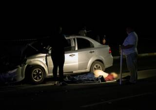 Смертельное ДТП под Киевом: один из водителей погиб (18+)