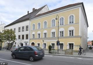 В Австрии решили «перезагрузить»… дом Гитлера
