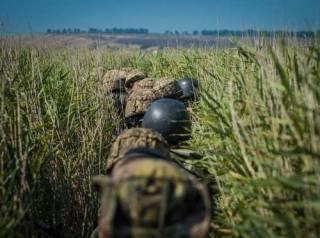 Стали известны подробности гибели четырех украинских морпехов на Донбассе