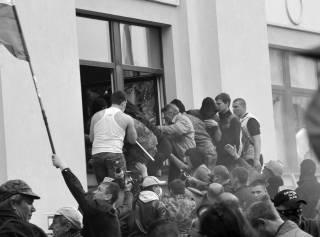 История первых побед: бой на Рымарской