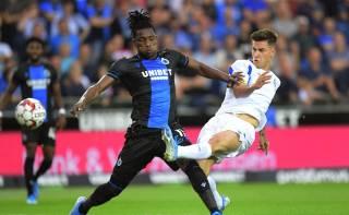 «Динамо» стартовало в Лиге чемпионов с поражения в Бельгии