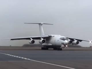 В Ливии сбит очередной украинский самолет