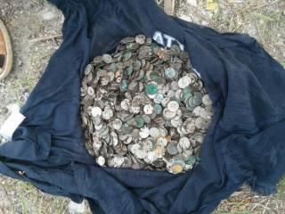 На Тернопольщине найден клад с древними польскими монетами