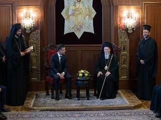 В УПЦ увидели «хороший сигнал» в заявлении Зеленского Патриарху Варфоломею