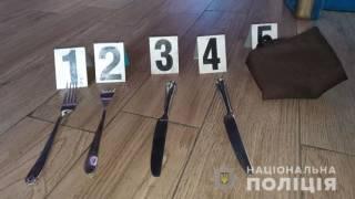 В центре Киева в ресторане вспыхнула драка на ножах и вилках