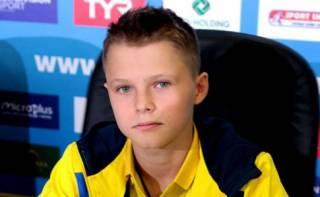 В Сети появилось видео сногсшибательного прыжка самого молодого чемпиона Европы из Украины