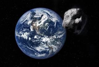 К Земле мчится гигантский астероид. В NASA оценили вероятность столкновения