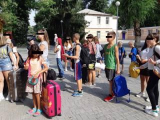 В одесский лагерь, где сгорели трое детей, заселили новую группу
