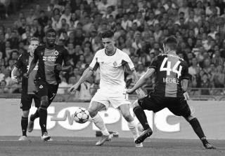«Динамо» – «Брюгге»: шикарный матч с ужасным результатом