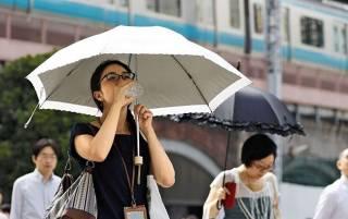 Жертвами адской жары в Японии стали десятки людей