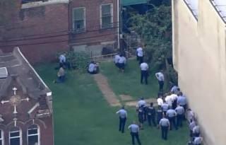 Эпичная перестрелка наркоторговцев и полиции в США попала на видео