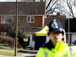 В Британии сообщили о новой жертве отравления в Солсбери