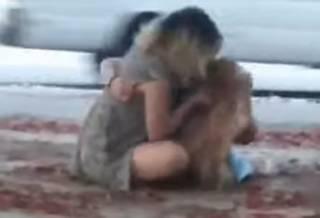 В Днепре эпично подрались две молодые девушки (18+)