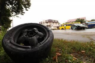 В Киеве произошла кровавая авария – пострадали женщина и ребенок