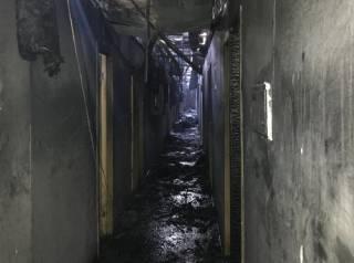 В ГСЧС рассказали подробности смертельного пожара в одесской гостинице «Токио Стар»