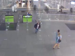 В сеть «слили» полное видео побега наркобарона Дов Сильвера от СБУ в «Борисполе»