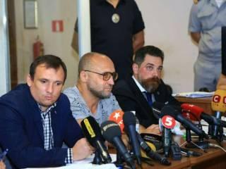 В Одессе услышали Зеленского и арестовали виновника пожара в отеле «Токио Стар». Не помог и раввин