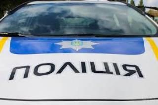 В Днепре водитель элитной иномарки протащил патрульного за своим автомобилем