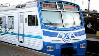 В Киеве снова возникли проблемы с городской электричкой