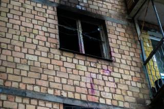 Рано утром в Киеве произошел смертельный пожар