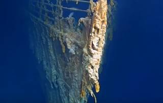 Ученые показали, как сейчас выглядит затонувший «Титаник»